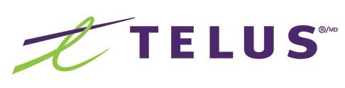 Image logo - TELUS