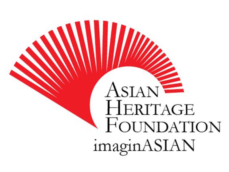 Asian Heritage Foundation logo