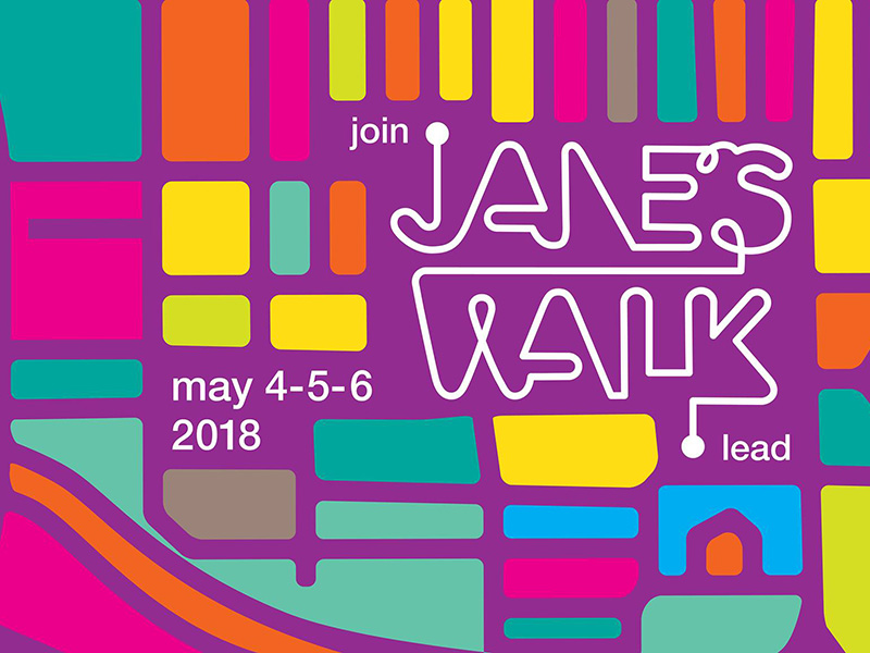 Poster for Jane's Walk