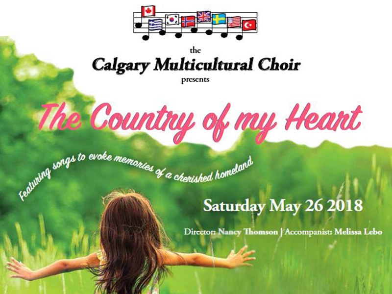 Poster for The Country of my Heart