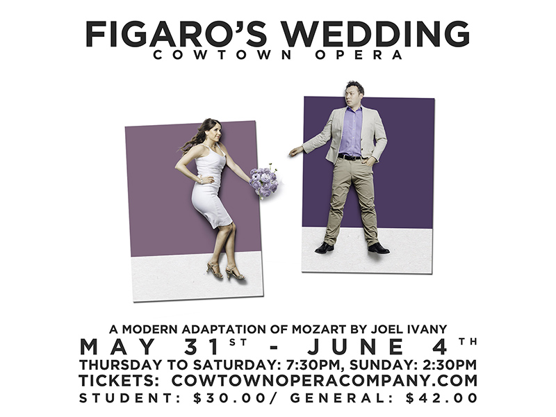 Poster for Figaro's Wedding