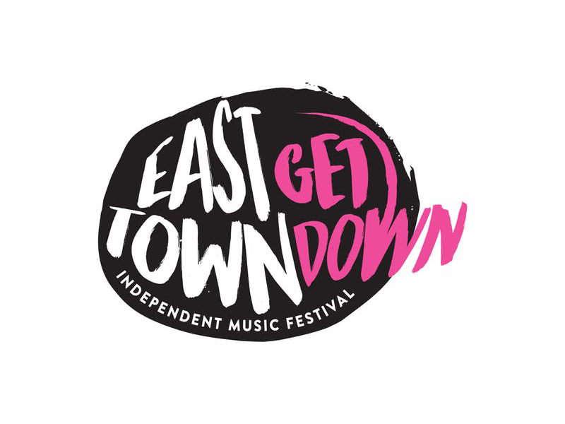 East Town Get Down Logo