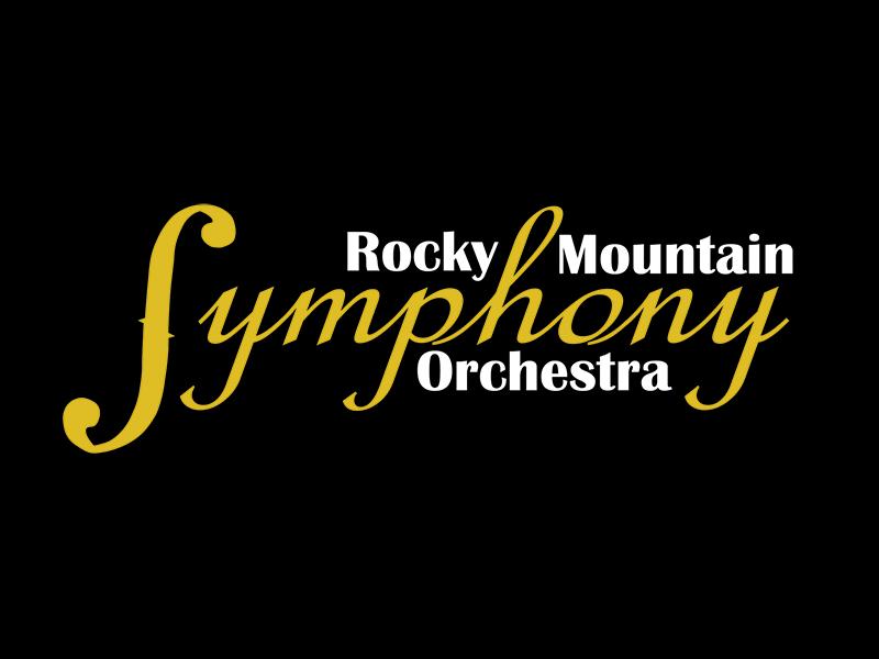 Rocky Mountain Symphony Orchestra Logo