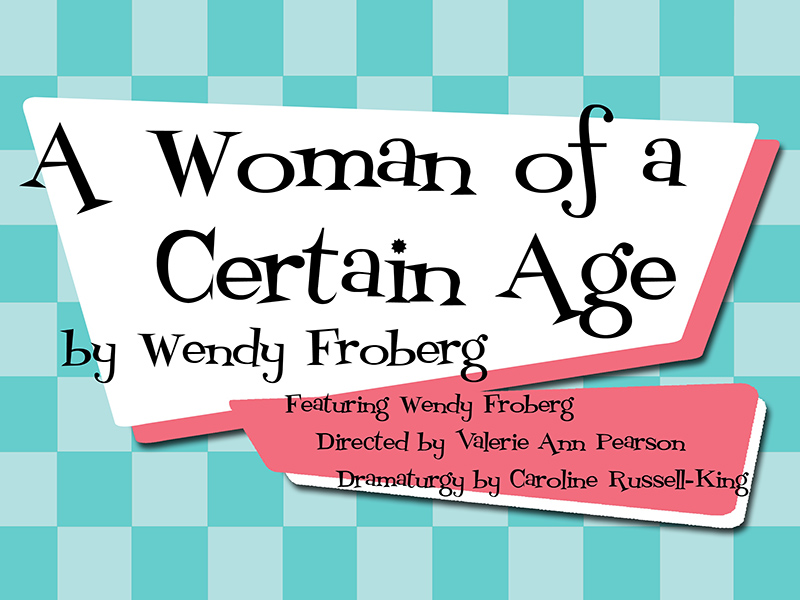 Poster for A Woman of a Certain Age