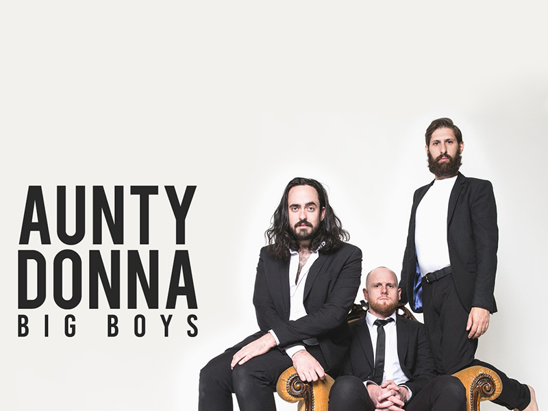 Poster for Aunty Donna – Big Boys