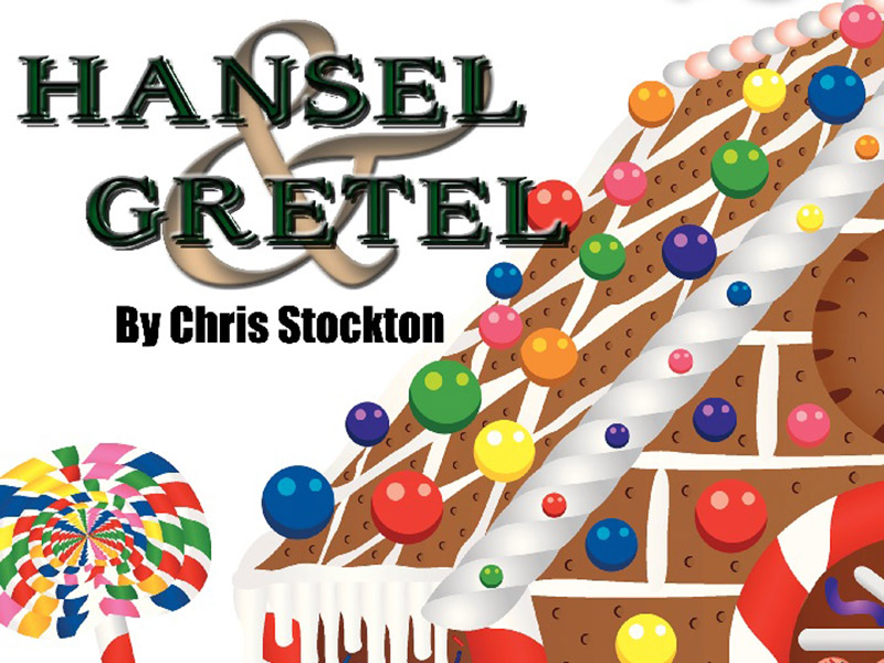 Poster for Stage West Calgary's Hansel & Gretel