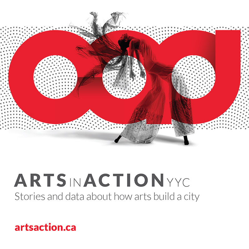Arts in Action YYC Stories and data about how arts build a city