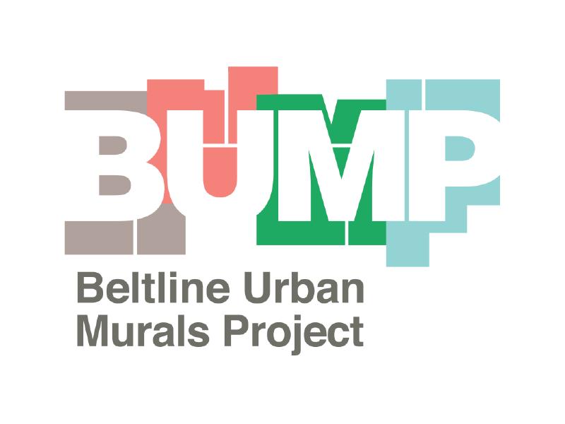 Image logo - BUMP Beltline Urban Murals Project