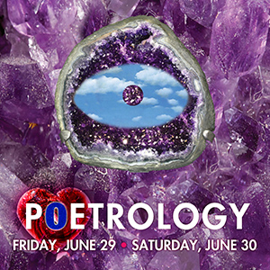 Square Button for Poetrology 2018