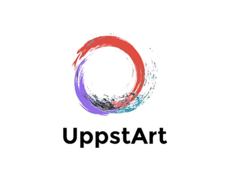 Image logo - UppstArt