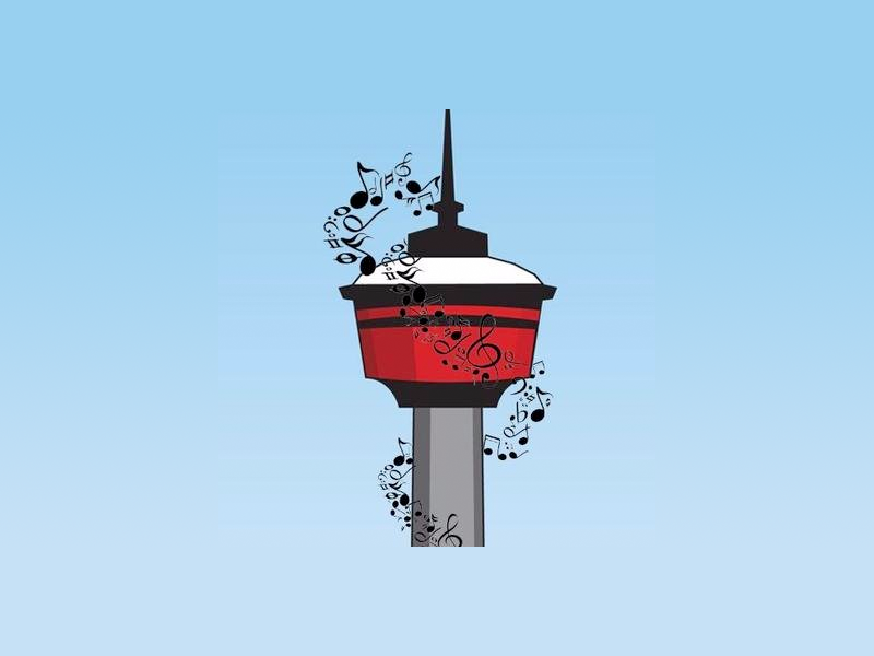 Image logo - Voices United Calgary