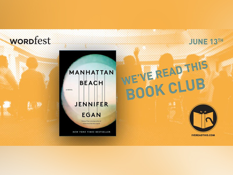 Poster for We've Read This June 2018