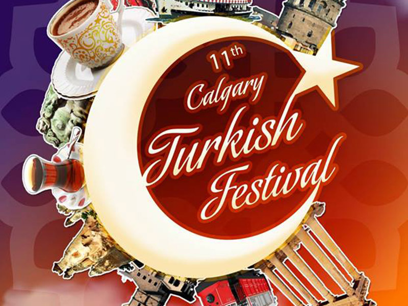 Poster for the Calgary Turkish Festival