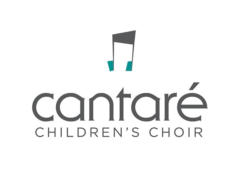 Image logo - Cantaré Children's Choir