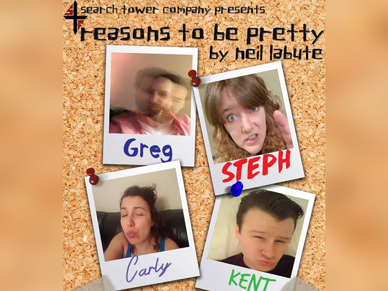 Poster for Reasons to be Pretty