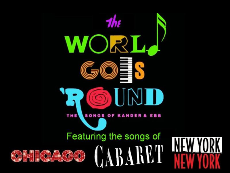 Poster for The World Goes 'Round