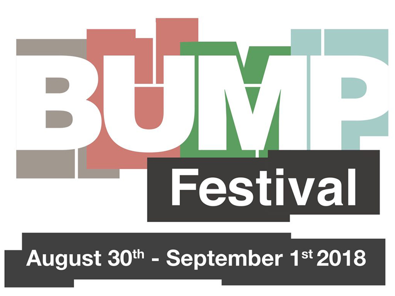 Poster for the Beltline Urban Murals Project's BUMP Festival