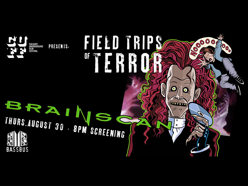 Poster for Field Trips of Terror: Brainscan