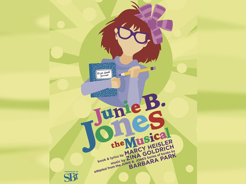 Poster for Junie B. Jones: The Musical