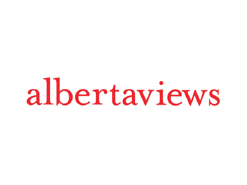Alberta Views logo