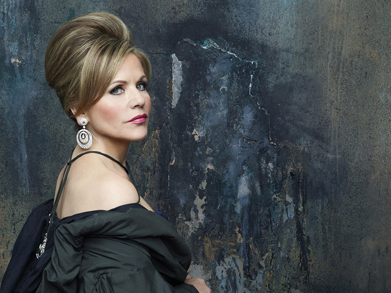 A promo photo of soprano Renée Fleming