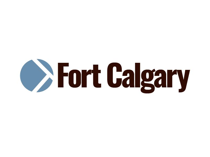 Image logo - Fort Calgary