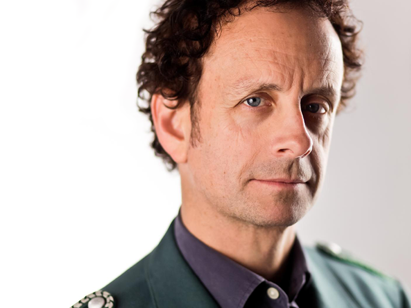 A promo photo of Kevin McDonald