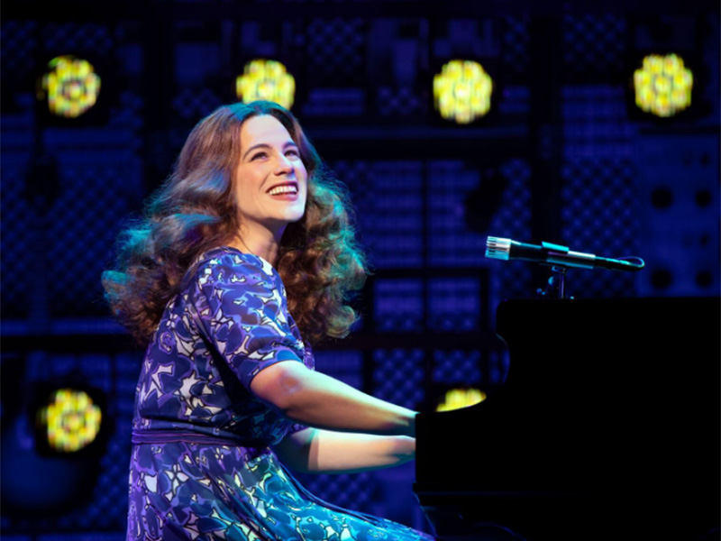 A promo photo from the national tour of Beautiful - The Carole King Musical
