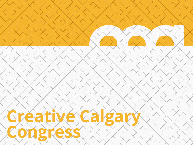 Creative Calgary Congress graphic