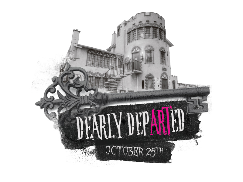 Logo for Dearly Departed