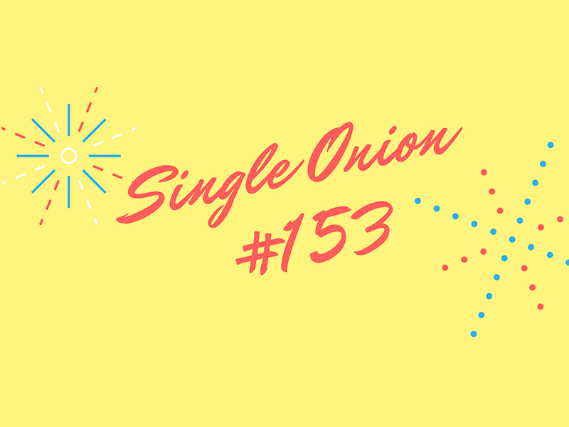 Poster for Single Onion #153