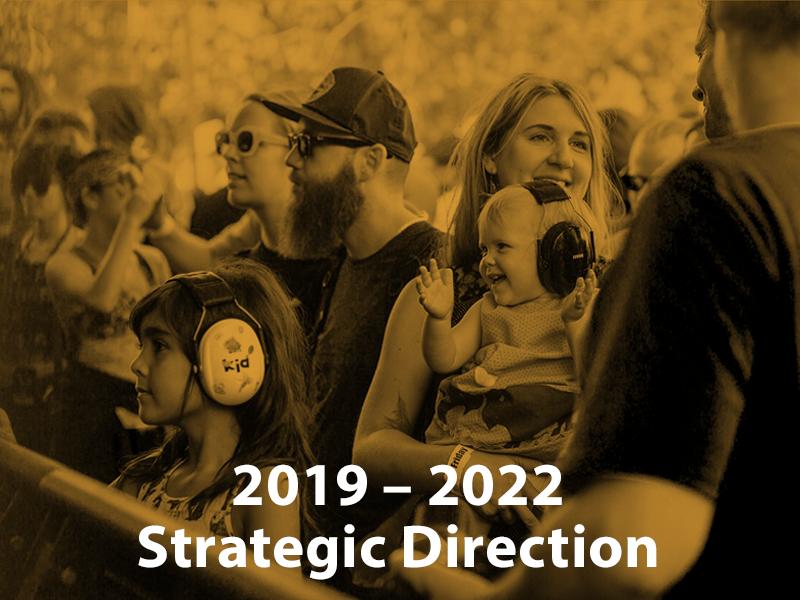2019 – 2022 Strategic Direction