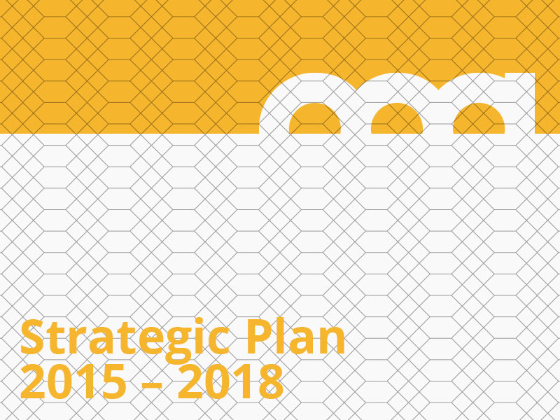 Strategic Plan 2015 – 2018 graphic