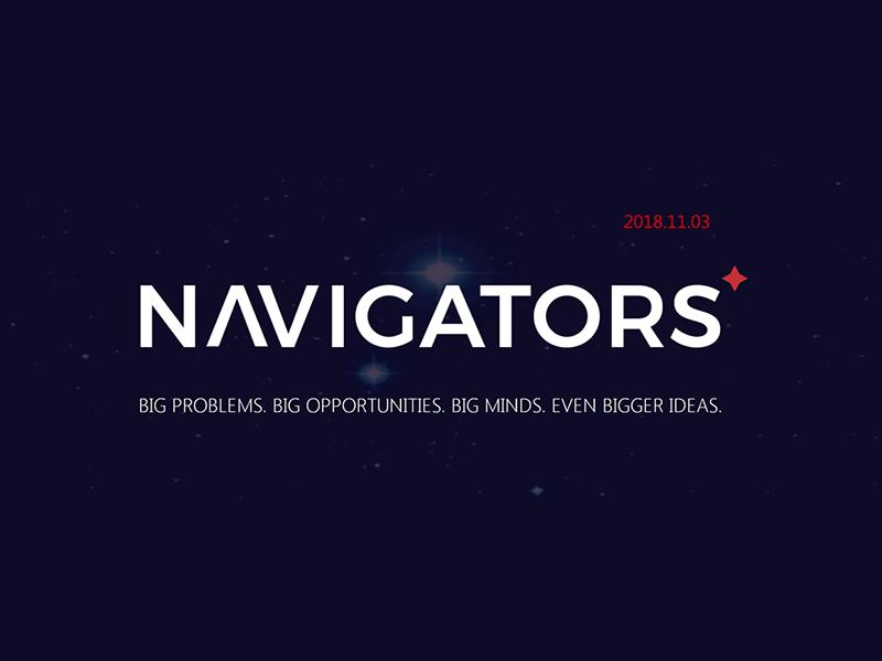Promotional image for TEDxCalgary Navigators