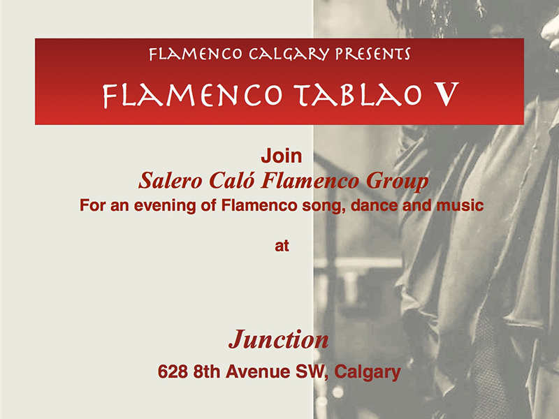 Poster for Flamenco Tablao V