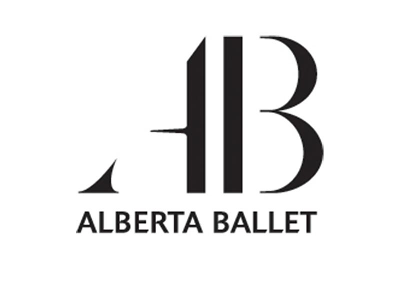 Alberta Ballet logo