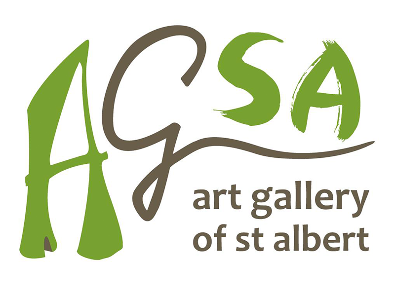 Image logo - Art Gallery of St Albert