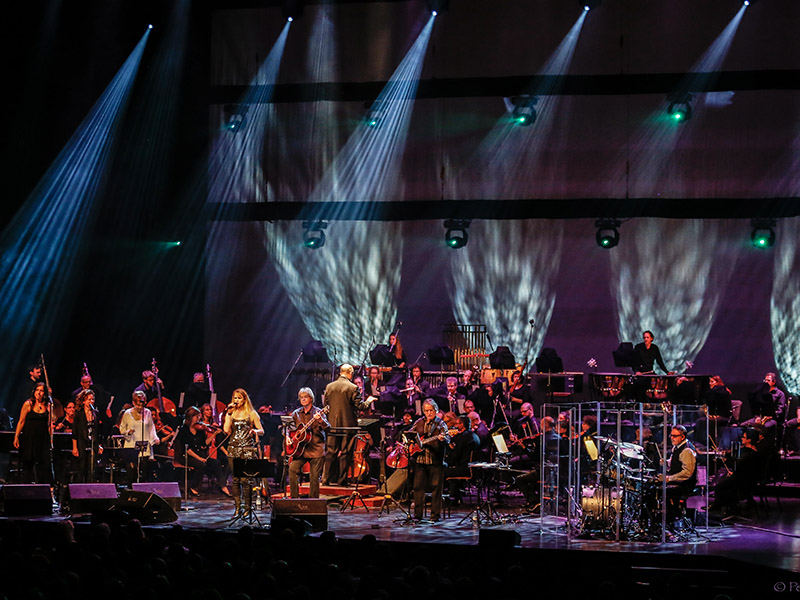 Jeans 'n Classics perform The Hits of The Who with the Calgary Philharmonic Orchestra