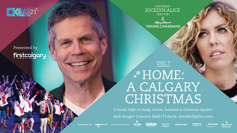 Poster for Home: A Calgary Christmas