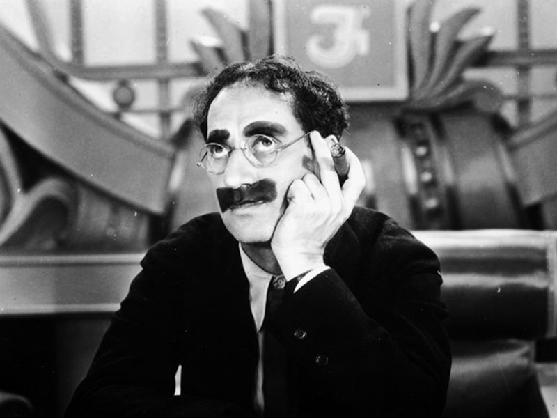 A still of Groucho Marx in Duck Soup