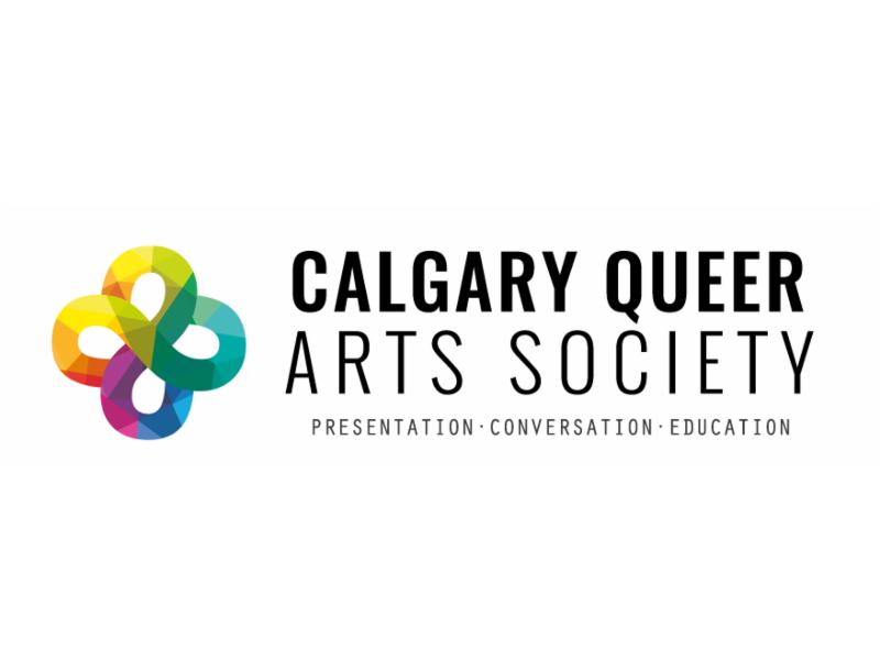 Image logo - Calgary Queer Arts Society