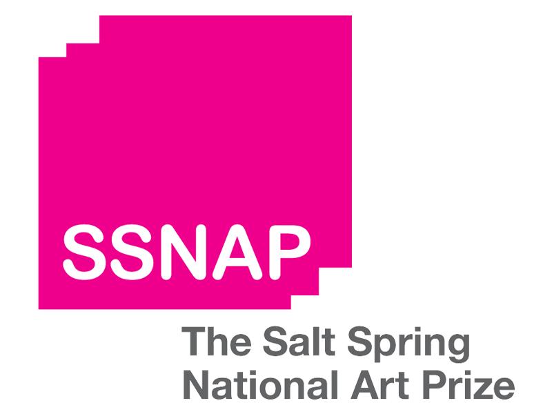 Image logo - The Salt Spring National Art Prize