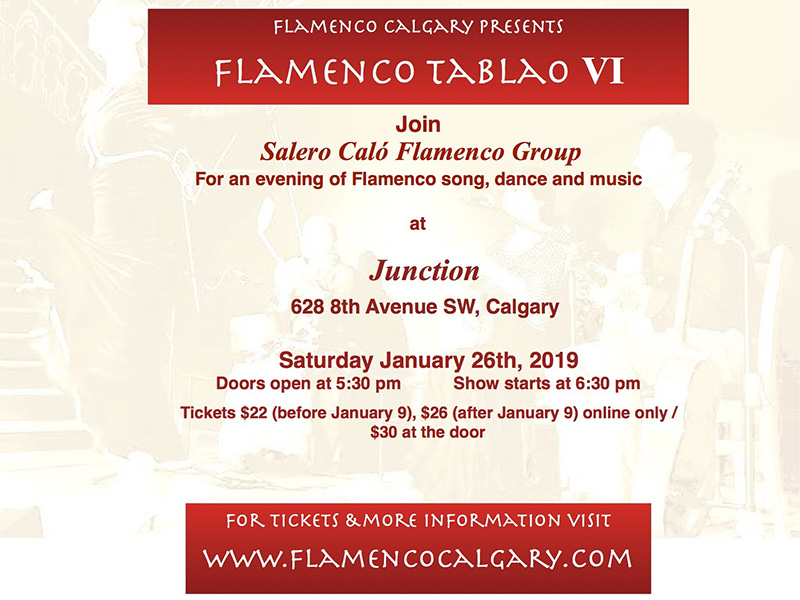 Poster for Flamenco Tablao VI