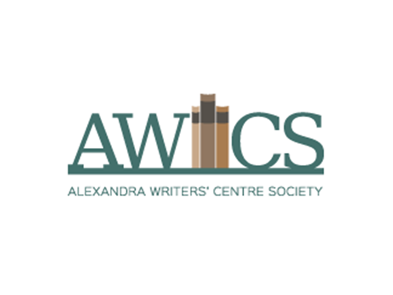 Alexandra Writers' Centre Society logo