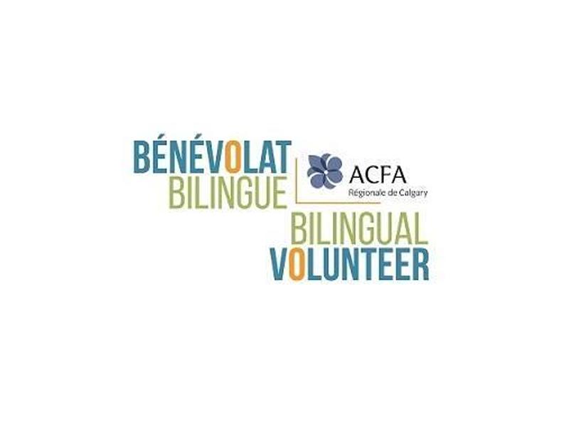 Image logo - Bénévolat bilingue Bilingual Volunteer