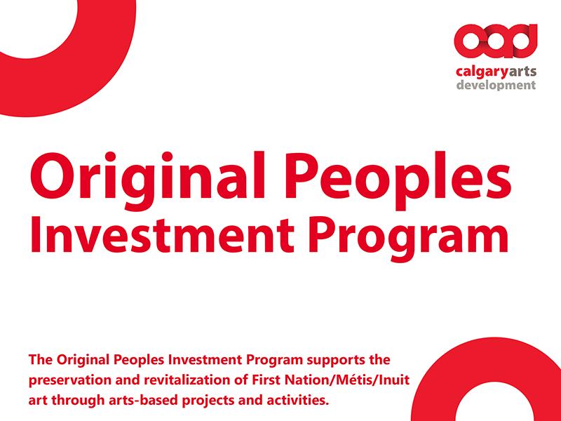Original Peoples Investment Program graphic