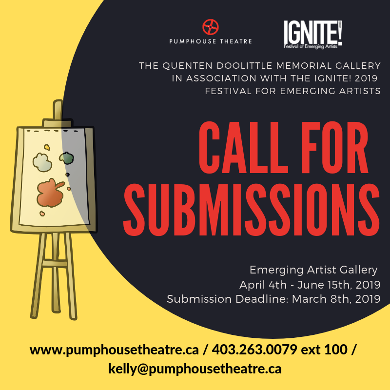 Image promo - CALL FOR SUBMISSIONS