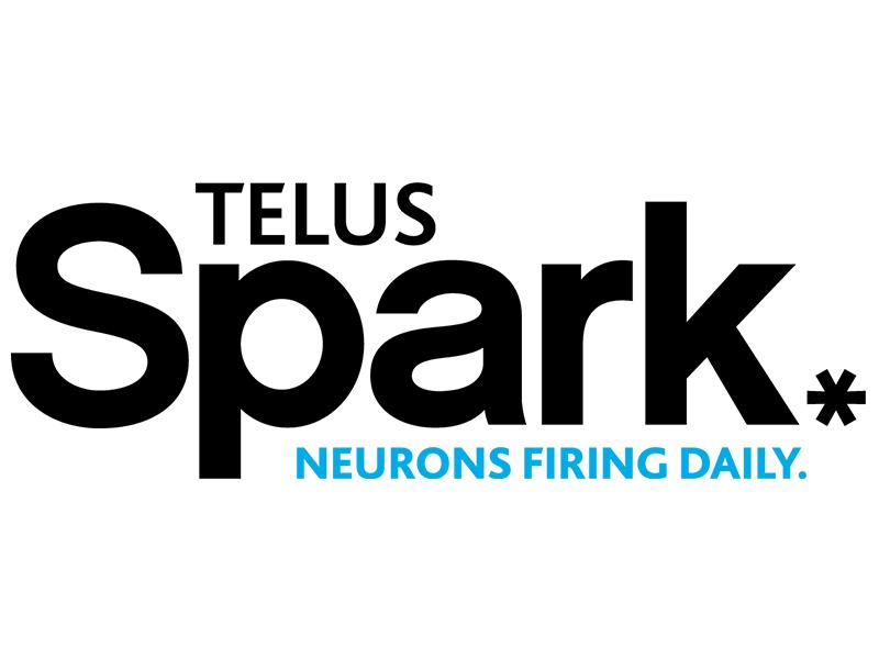 TELUS Spark Logo