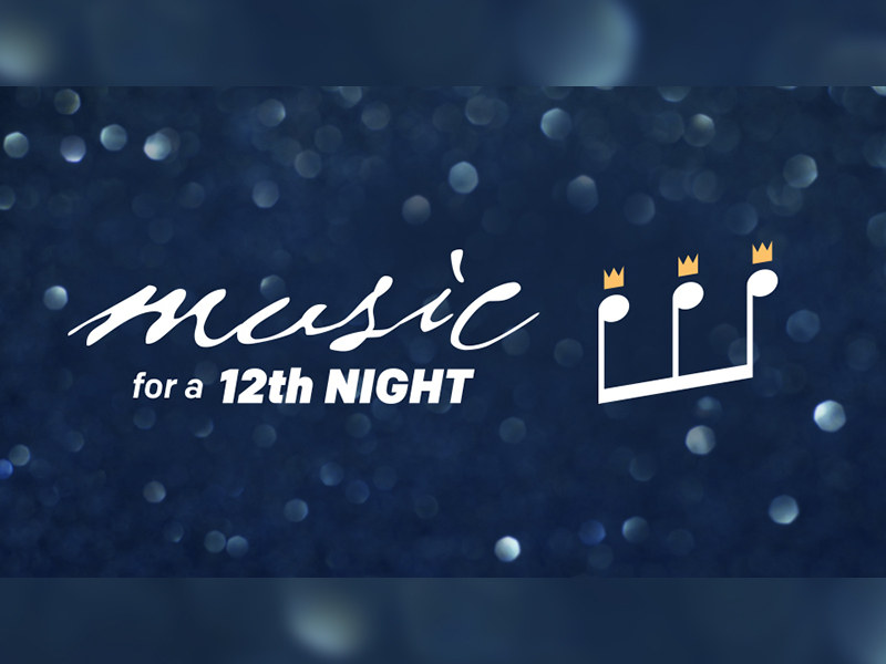 Poster for Music for a 12th Night