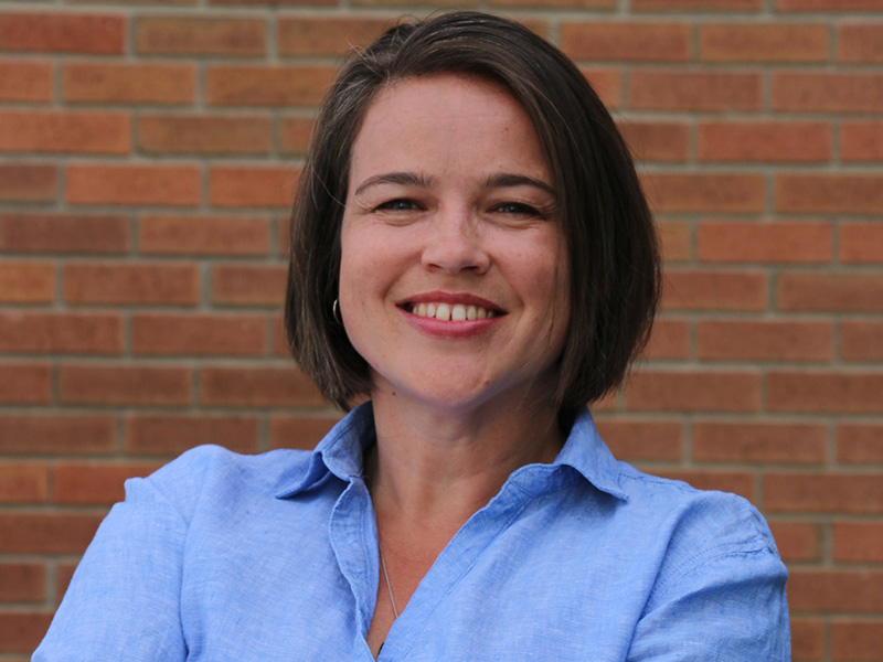 A photo of Sara Bateman